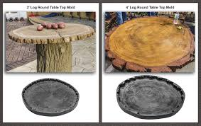 round concrete table top mold table top mold image pr 56002659c4f17 concrete table for design