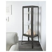 Full Size of Shelves:delightful Malsjo Glass Door Cabinet Black Stained Ikea  Shelves Malsjo Cm ...
