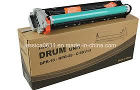China Compatible Canon <b>Drum Unit</b> Npg-28/Gpr-18/<b>C</b>-<b>Exv</b>-14 for IR ...