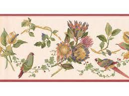 Birds Wallpaper Border LH2034B