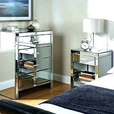 mirrored bedside furniture. Mirrored Desk Cheap Furniture Bedside Tables  Square Shape Brown Wooden Table Purple Nest Of Mirrored Bedside Furniture