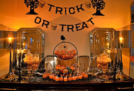 View In Gallery Touch Of Black And Orange For The Halloween [Design: Vel  Criste]