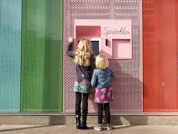 Cupcake Vending Machine Beverly Hills Inspiration Sprinkles Cupcake ATM Beverly Hills Eberjey Mini Pinterest