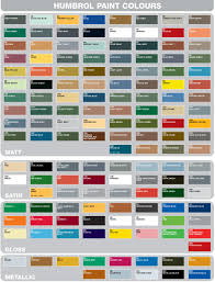 Humbrol Colour Chart Conversion Detailed Humbrol Enamel Paint Chart Humbrol Paint Color Chart 63