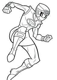 Power Ranger Megaforce Coloring Pages Top Rated Rangers Super