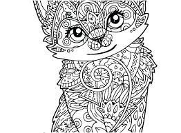 Easy Cute Coloring Pages Of Animals Sheets Together With Free Drop