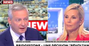 Select from premium tf1 laurence ferrari of the highest quality. Laurence Ferrari In Isolation After His Interview With Bruno Le Maire Web24 News