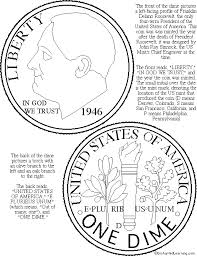 abraham lincoln penny coloring page us penny colouring pages