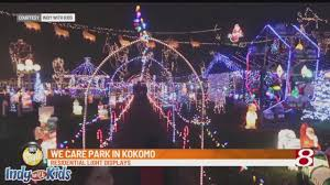 Best Neighborhood Christmas Lights Indianapolis Check Out These Residential Light Displays In Neighborhoods