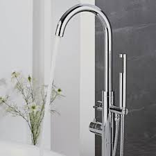 grohe 1000 thermostatic bath shower mixer. milano mirage freestanding thermostatic bath shower mixer tap grohe 1000