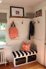 Corner Mudroom Bench Best 25 Drop Zone Ideas On Pinterest Mudroom Mudrooms With