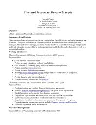 Cover Letter For Chartered Accountant Cover Letter Chartered Accountant Resume Study Application