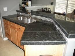 tile countertop edge ideas kitchen countertops pelham al new countertop options pros and cons