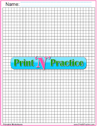 Printable Grid Paper Template Simple 48 Printable Graph Paper Customize ⭐ Print Gift Wrap