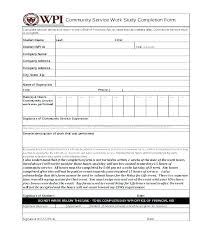 Service Certificate Format Job Completion Form Template Engineering Work Order Service
