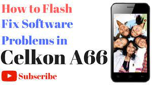 Flash Celkon A66 with Miracle box ...