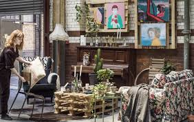 a portrait of hannah in the munal living e home tour living room ideas
