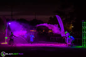 Black Light Run Bakersfield Blacklight Run