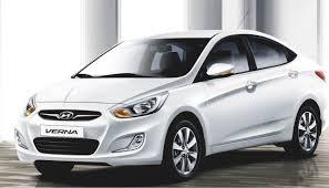 Hyundai New Verna Car