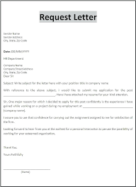 Purchase Requisition Letter Extraordinary Request Template