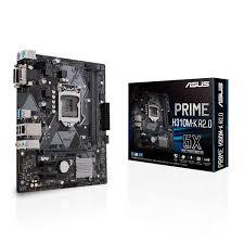 PRIME H310M-K R2.0 | Motherboards | <b>ASUS</b> Global