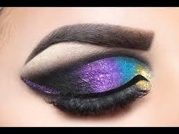 dramatic arabic eye makeup tutorial
