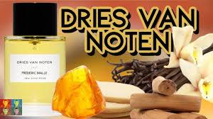 <b>FREDERIC MALLE DRIES</b> VAN NOTEN PERFUME REVIEW ...