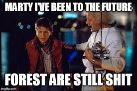 back to the future Meme Generator - Imgflip via Relatably.com