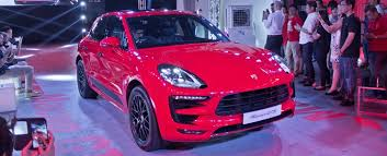 new car release singaporeThe Singapore launch of the new Porsche Macan GTS
