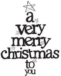 Merry Christmas To You All The People I Follow And My Very Dear