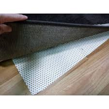 carpet pad thickness. 5mm Thick Underlay Rug Pad Total Stop Rugs Moving On Hard Floors Non-Slip Carpet Thickness L