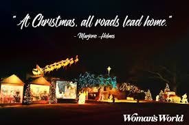 Christmas Lights Quotes Amazing Merry Christmas Quotes Of Love To Send To Family And Friends