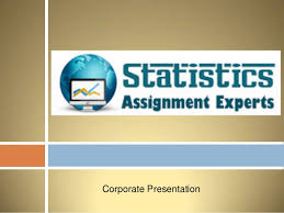 statistics assignment experts corporate presentation