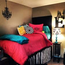 image of cute bedding for college dorms