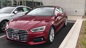 2018 audi for sale. unique 2018 2018 audi a5 sportback for sale in matador red for mark to audi a