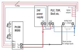 4 wire rtd connection facbooik com 4 Wire Pt100 Wiring Diagram 3 wire pt100 wiring diagram boulderrail PT100 Temperature Sensor Circuit Diagram