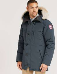 Canada Goose Chateau Parka - available at Tessuti, the luxury designer  retailer for Men, Women and Children.
