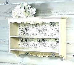 shabby chic wall shelf details about ornate white painted wooden wall shelf vintage shabby chic shelving