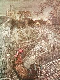 shakespeare s ghosts finding shakespeare arthur rackham s illustration