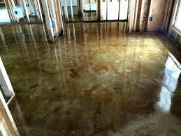acid stained concrete floor. Plain Floor Diy Acid Stain Concrete Floors Staining Garage Stained  Floor Dazzling How To   To Acid Stained Concrete Floor O
