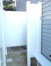 outdoor shower enclosures outdoor shower enclosures best outdoor shower enclosure ideas on large shower curtains outdoor