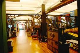 steampunk office decor. Crazy Steampunk Home Offices Office Decor R
