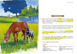 to write improving writing skills using graded readers highlighted text from black beauty by anna sewell level 2 cef a1