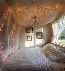 Romantic bedroom designs Contemporary Hanging Netandveil Northern Lights Homebnc 25 Best Romantic Bedroom Decor Ideas And Designs For 2019