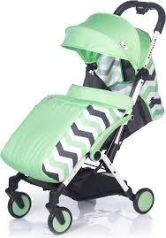 <b>Коляска прогулочная BabyHit Amber</b> Plus, цвет: зеленый ...