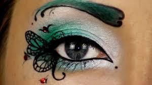 erfly fantasy makeup tutorial