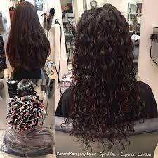 romancing the curl for long hair spiral perm by lauren kayandkompany salon