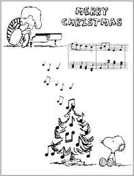 Small Picture Coloring Pages Charlie Brown Christmas Coloring Pages