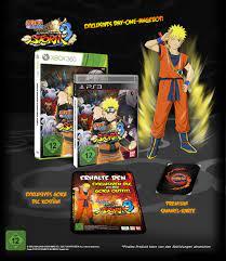 Naruto Shippuden: Ultimate Ninja Storm 3 - Day 1 Edition - [PlayStation 3]  : Amazon.de: Games