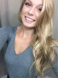 Adorable blonde teen sweetie